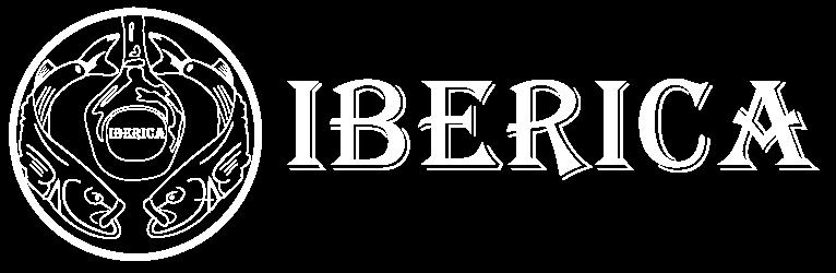Iberica Handel Logo weiß